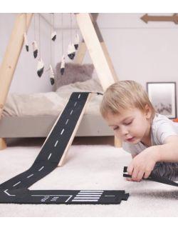 ToddleRoad dodatkowe proste City: Bus Stop