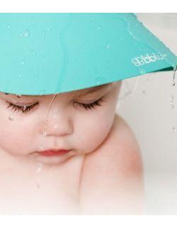 Daszek kąpielowy Käp, niebieski, bblüv