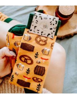Zestaw 3 par skarpet z kolekcji niemieckiej dla rodziców i dziecka