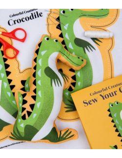 Uszyj to sam, Krokodyl Harry, Rex London