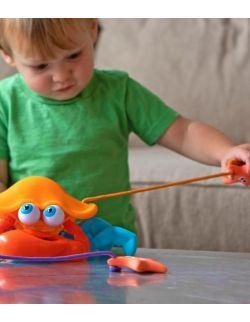 Wesoły Krab Crabby - Zabawka do Ciągnięcia