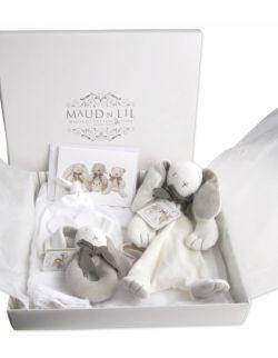Organiczny luksusowy zestaw prezentowy dla Maluszka - Maud N Lil
