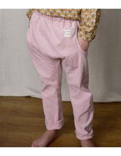 spodnie baggy sztruksowe