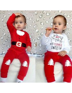 Zestaw Świąteczny dla niemowlaka ŚLICZNY