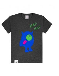 Koszulka dziecięca z jednookim stworkiem: CYKLOPEK