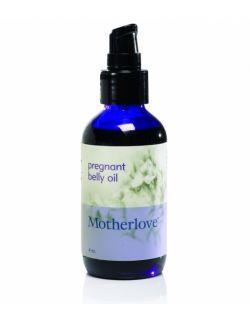 Olejek do pielęgnacji ciążowego brzuszka
