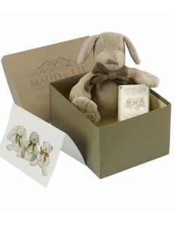 Przytulanka organiczna antyalergiczna Paws the Puppy Soft - Maud N Lil