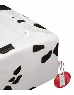 Prześcieradło do łóżeczka - Krowa