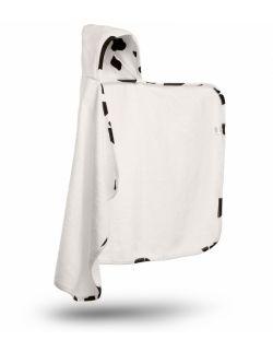 Bambusowy ręcznik z kapturkiem - Owa Krowa