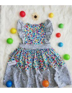 Sukienka Bąbelek