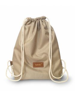 worko - plecak poliester (beżowy)