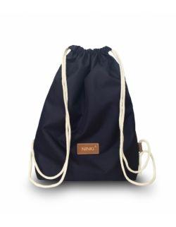 worko - plecak poliester (granatowy)