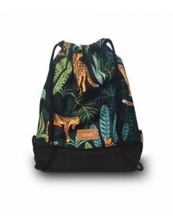 worko - plecak poliester (tygrysy - czarny)