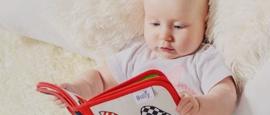 Książeczki dla niemowląt