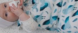 Śpiworki niemowlęce