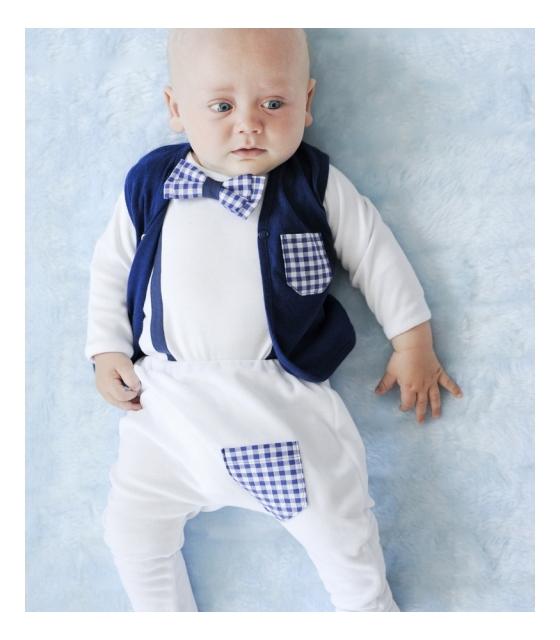 922c5fba46 Eleganckie komplety dla niemowląt na rodzinne przyjęcia - Mamaville