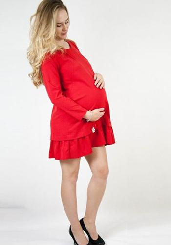 538cf34b Sukienki ciążowe wieczorowe - stylizacja na wielkie wyjście - Mamaville
