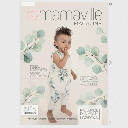Mamaville Magazine nr 6 jesień 2021