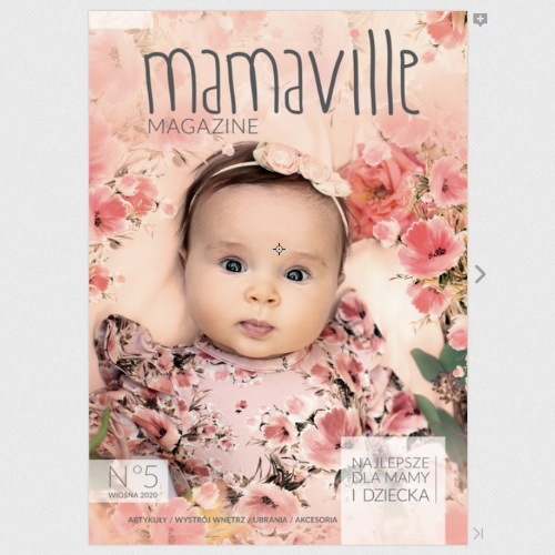 Mamaville Magazine nr 5 wiosna 2020