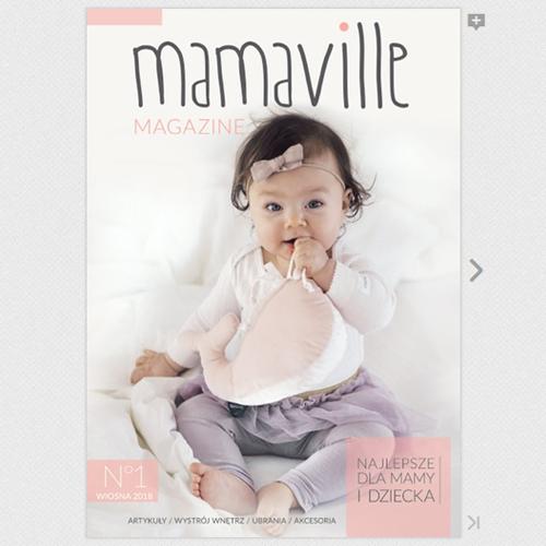 Mamaville Magazine nr 1