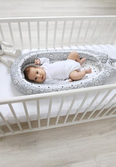 gniazdko dla noworodka