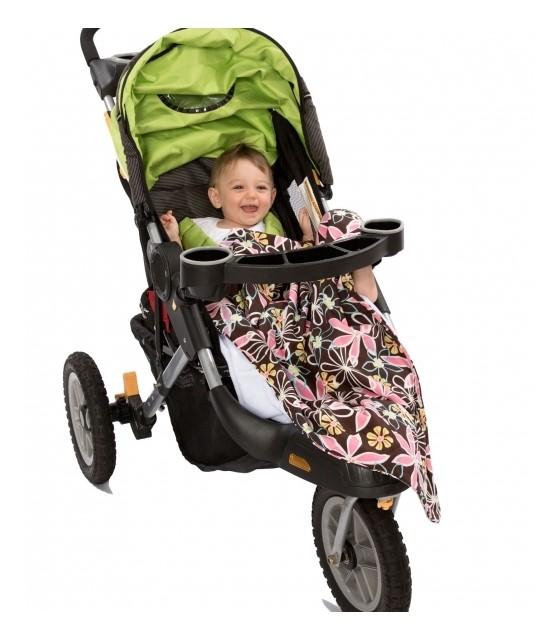 pierwszy spacer z niemowlakiem