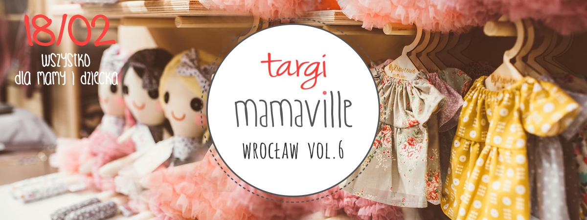 targi mamaville wrocław 2018
