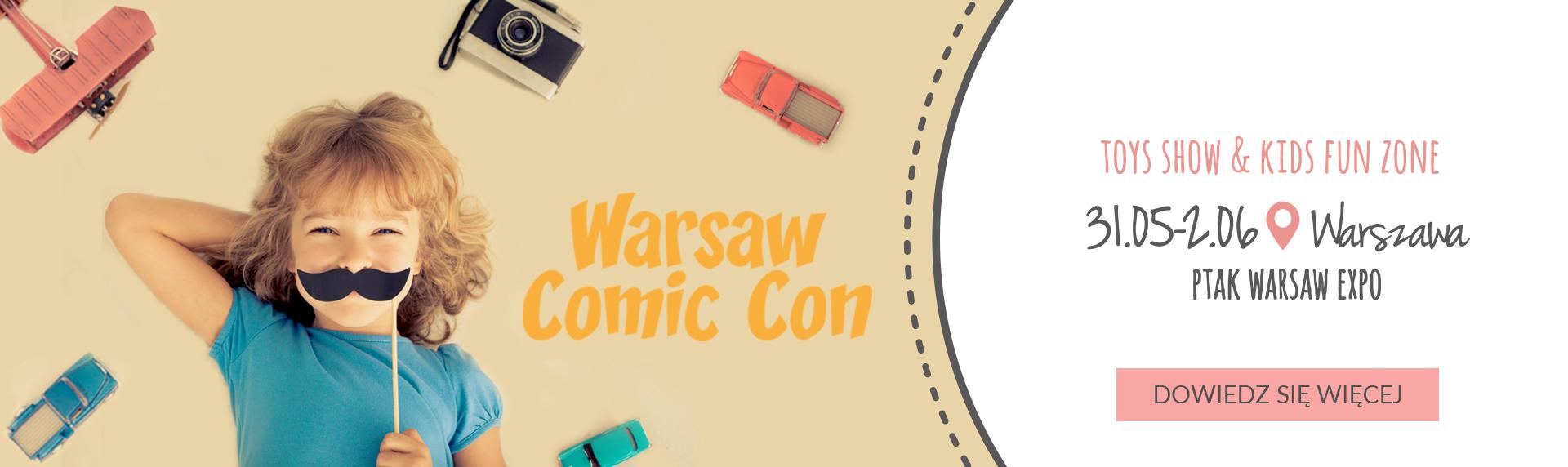 Targi Mamaville Toys Show & Kids Fun Zone Warszawa